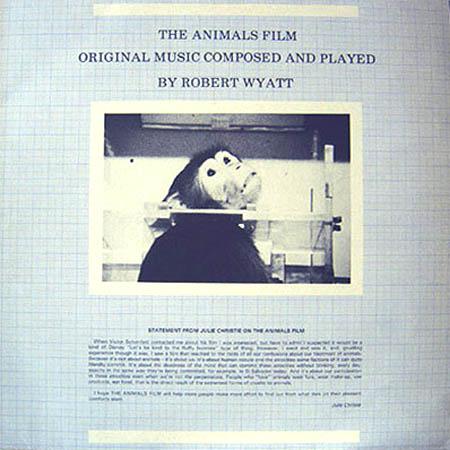 LP - Wyatt, Robert The Animals Film