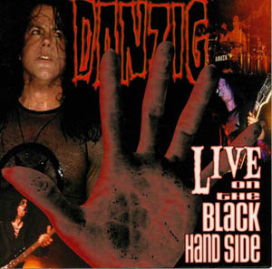 2CD - Danzig Live On The Black Hand Side