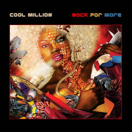 CD - Cool Million Back For More