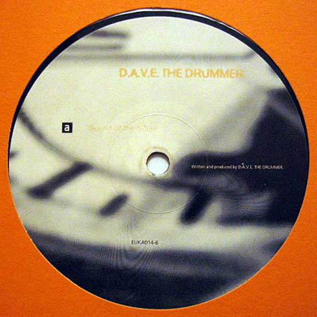 12inch - D.A.V.E. The Drummer Sound Of The Future