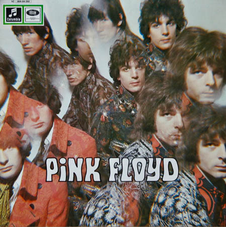 LP - Pink Floyd The Piper At The Gates Of Dawn