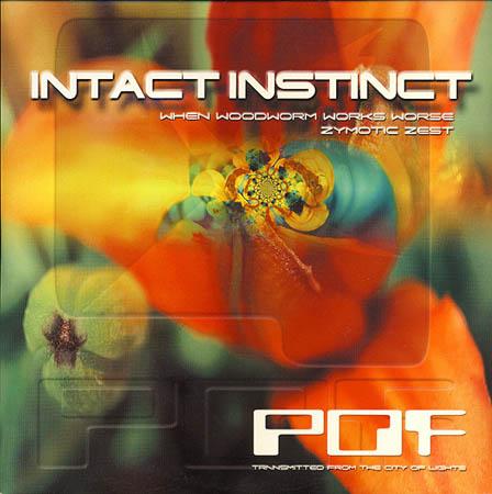 12inch - Intact Instinct When Woodworm Works Worse / Zymotic Zest