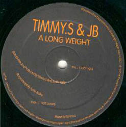 12inch - Timmy S & JB A Long Weight