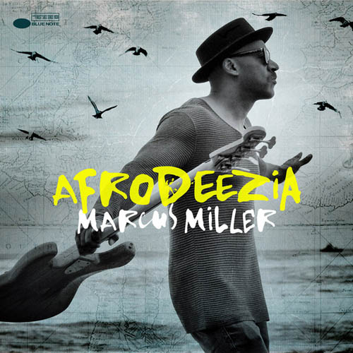 CD - Miller, Marcus Afrodeezia