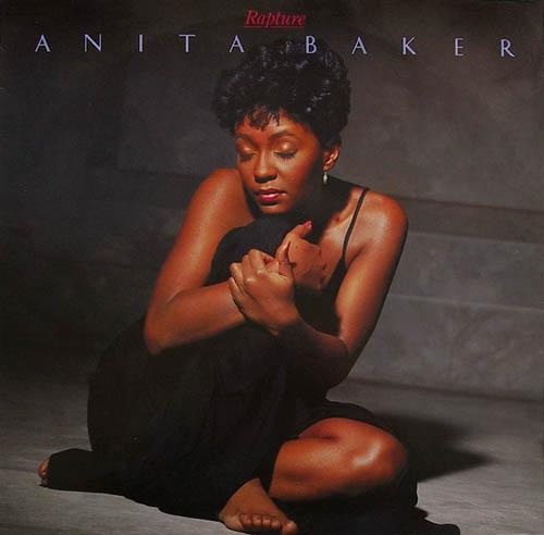 LP - Baker, Anita Rapture