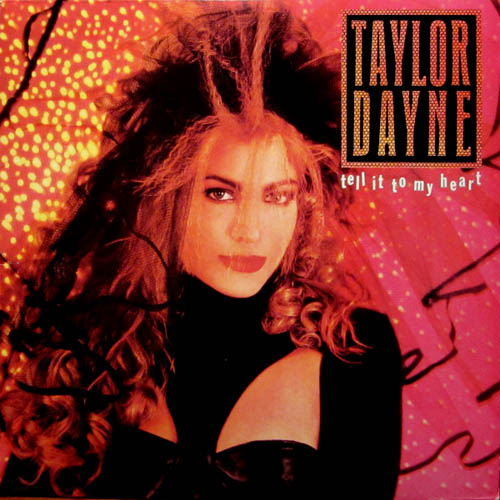LP - Dayne, Taylor Tell It To My Heart