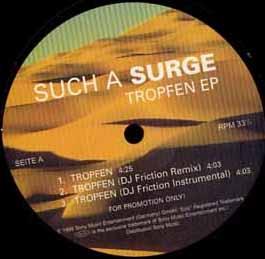 12inch - Such A Surge Tropfen EP