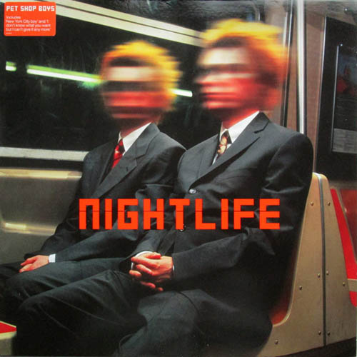 LP - Pet Shop Boys Nightlife 0