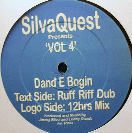 12inch - SilvaQuest Vol 4
