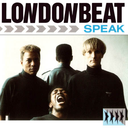 CD - Londonbeat Speak