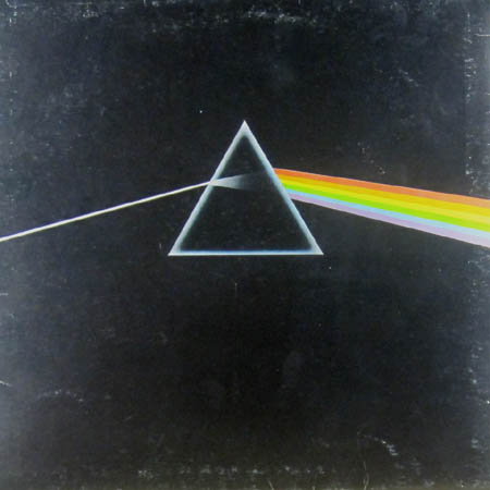 LP - Pink Floyd The Dark Side Of The Moon