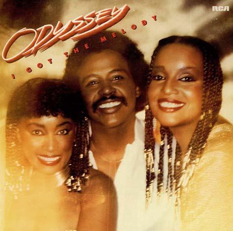 LP - Odyssey I Got The Melody