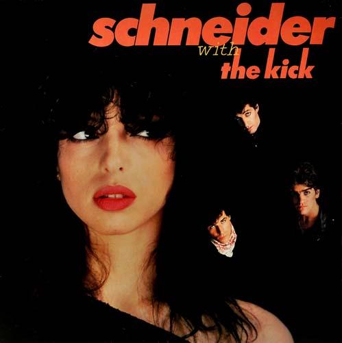 LP - Schneider, Helen Schneider With The Kick