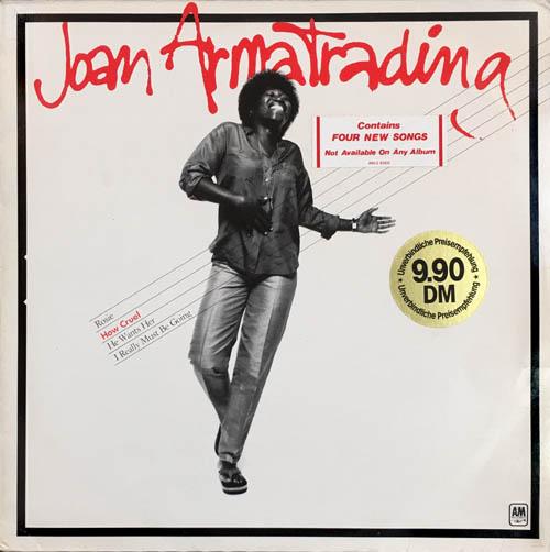 LP - Armatrading, Joan How Cruel