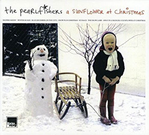 CD - Pearlfishers, The A Sunflower At Christmas