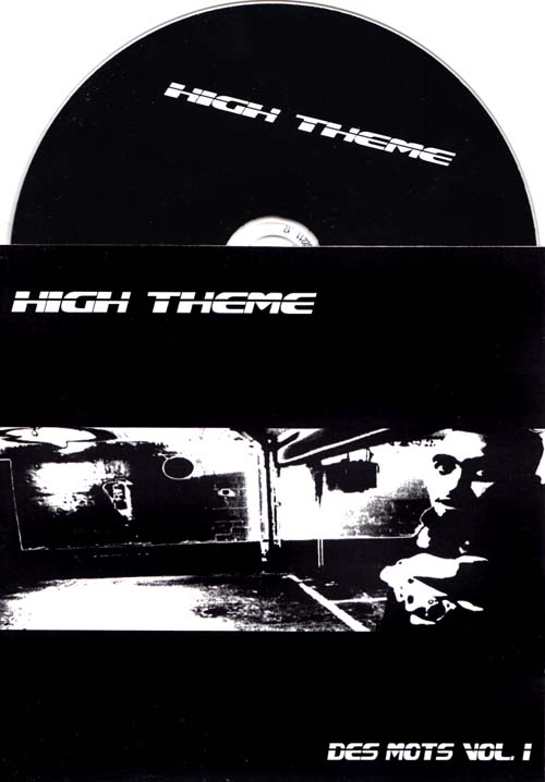 CD - High Theme Des Mots Vol. I