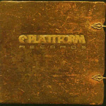 CD - Various Artists Plattform Records - P.F.