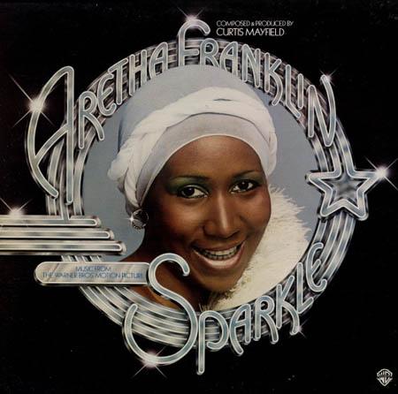 LP - Franklin, Aretha Sparkle