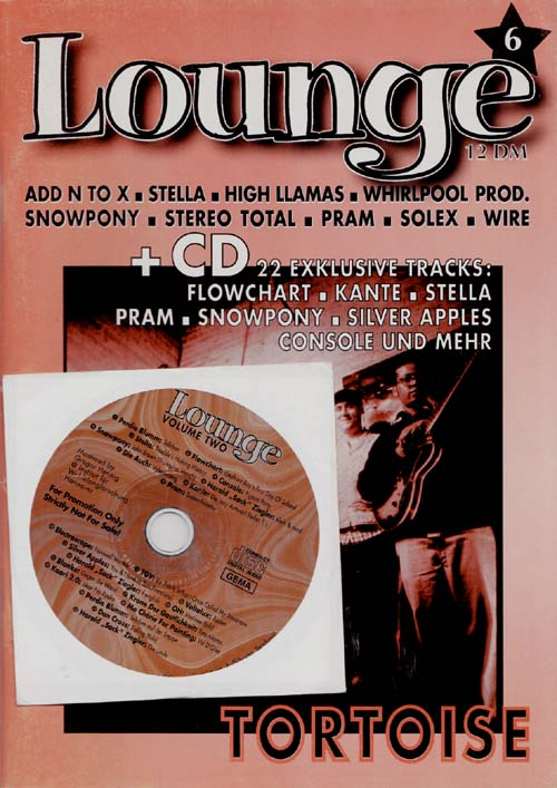 CD - Various Artists Lounge Volume Two