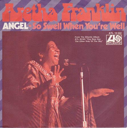 7inch - Franklin, Aretha Angel