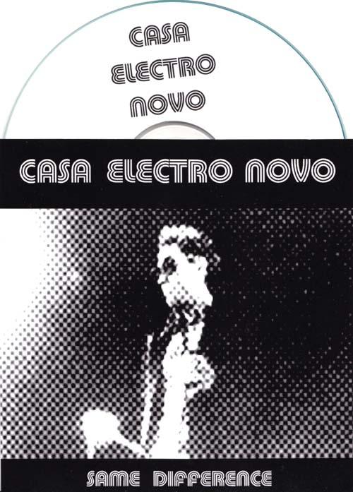 CD - Casa Electro Novo Same Difference