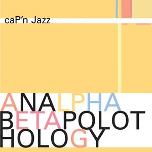 CD - Cap'n Jazz Analphabetapolothology
