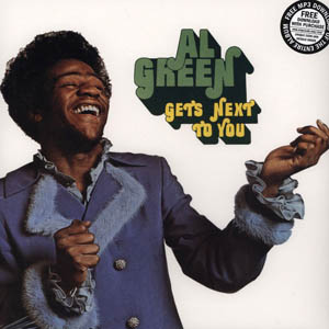 LP - Green, Al Gets Next To You