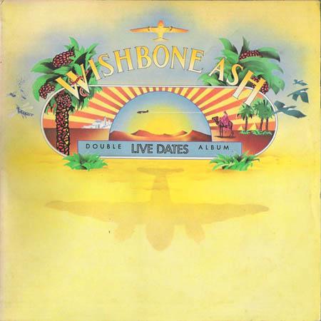 2LP - Wishbone Ash Live Dates
