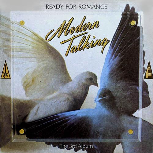 LP - Modern Talking Ready For Romance - The 3rd Album