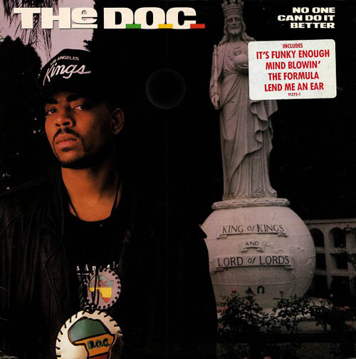 LP - The D.O.C. No One Can Do It Better