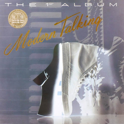 LP - Modern Talking The 1st Album