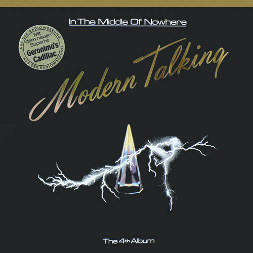 LP - Modern Talking In The Middle Of Nowhere - The 4th Album