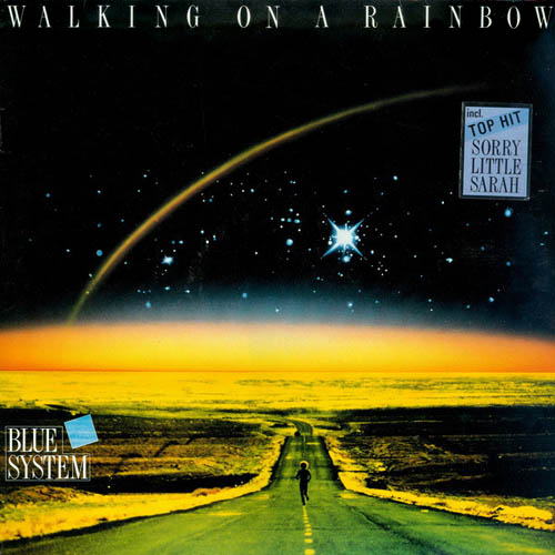 LP - Blue System Walking On A Rainbow
