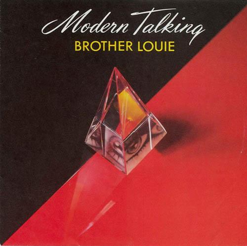 LP - Modern Talking Brother Louie