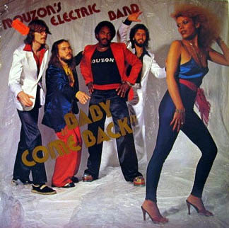 LP - Mouzon's Electric Band Baby Come Back