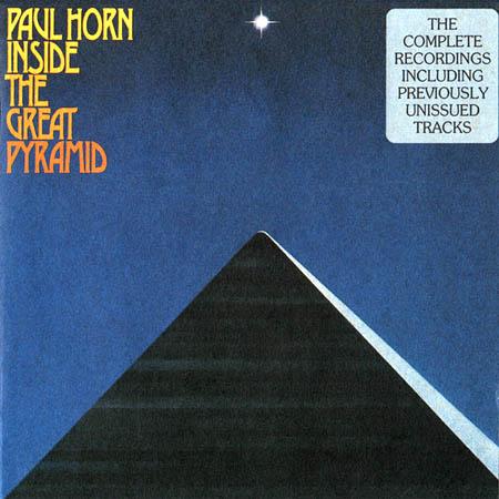 2CD - Horn, Paul Inside The Great Pyramid