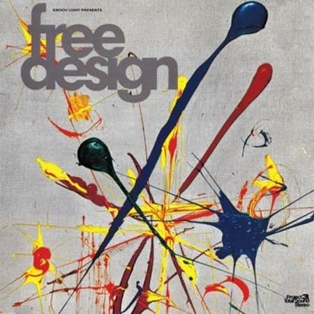 LP - Free Design, The Stars / Time / Bubbles / Love