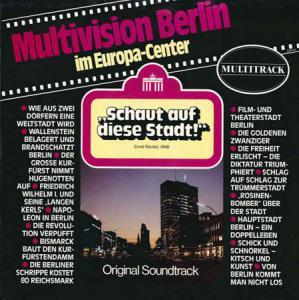 LP - Soundtrack Multivision Berlin im Europa-Center
