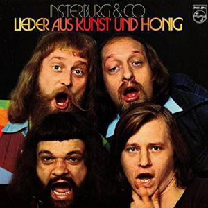 LP - Insterburg & Co Lieder Aus Kunst Und Honig