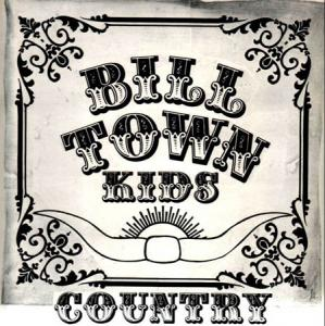 LP - Bill Town Kids Country