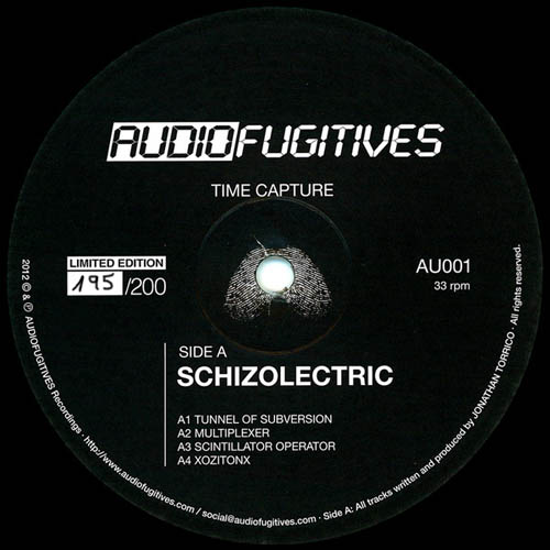 12inch - Schizolectric / Annechoic Time Capture