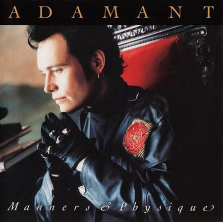 LP - Adam Ant Manners & Physique