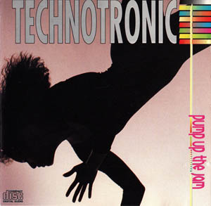 CD - Technotronic Pump Up The Jam