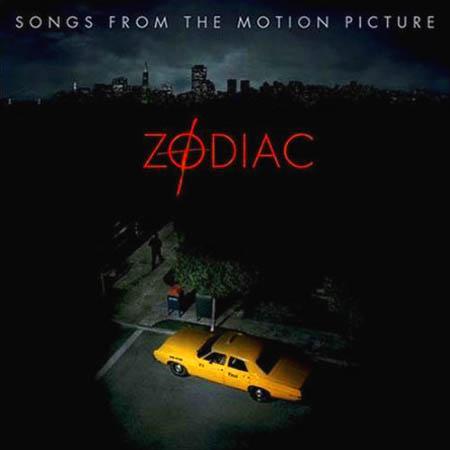 CD - Soundtrack Zodiac