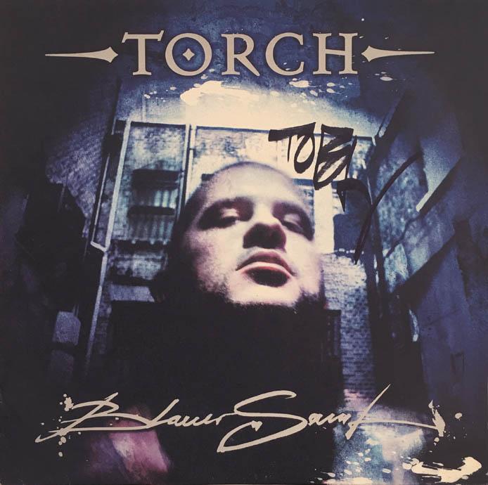 2LP - Torch Blauer Samt - incl. orig. autograph / TAG