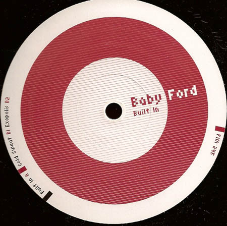 12inch - Baby Ford Built In