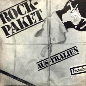 LP - Various Artists Rock Aus-tralien