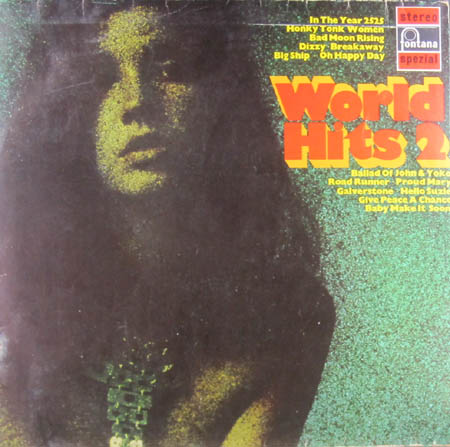 LP - Various Artists World Hits 2