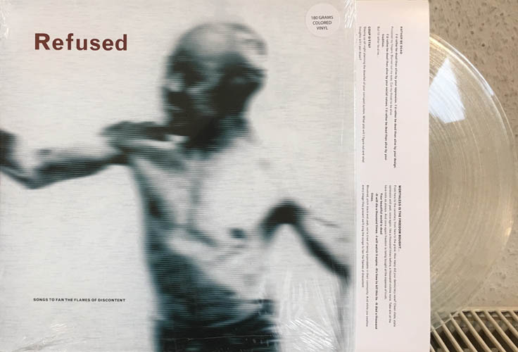 LP - Refused Songs To Fan The Flames Of Discontent