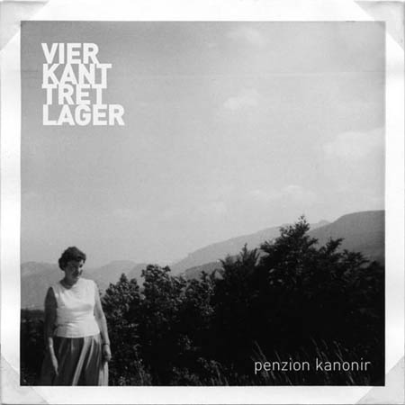 CD:Single - Vierkanttretlager Penzion Kanonir